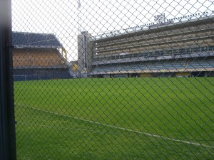 Boca Junior's stadium